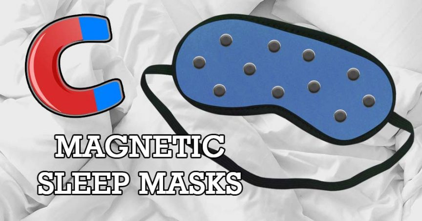 magnetic sleep masks