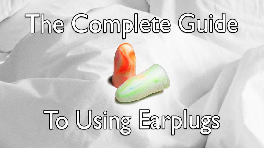 earplugs guide title